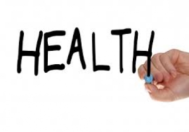 do PR6 Guest Post in Top Quality Health Blog...