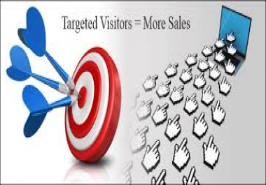 1000 targeted traffic per day