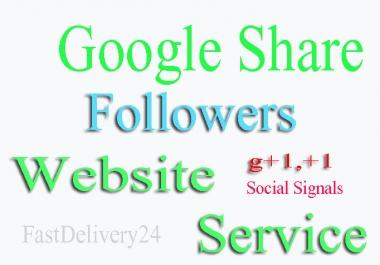I Give 100+ Google Plus Circle Follows or 30+ Google Plus Post Sh are To Google Plus Post URL