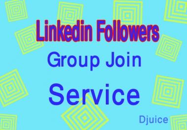 I give you 250 Linkedin Share or Linkedin Followers Only