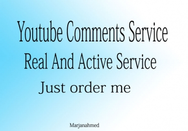 Add 25 Custom Comments in Youtube Video only