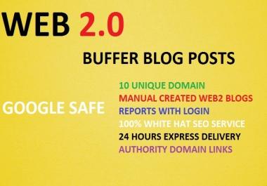 i will Do 10 web 2,0 mini blog