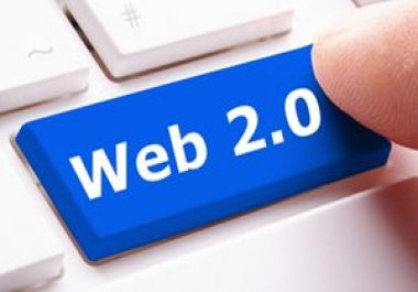 I will create 10 web2.0 propertise manually from PR9-5 domains+ 3500 wiki Links