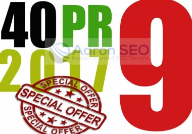 [Best Sell-2016]- I will manually do 40 PR9 Safe SEO High Pr Backlinks 2017 Best Results