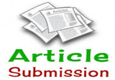 do 2000 article submission.....