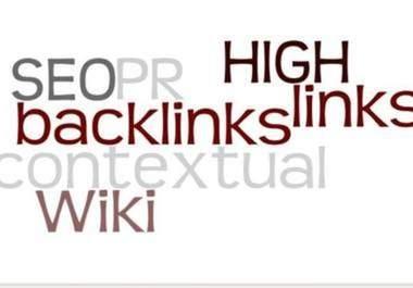 create 2000 wiki live links UP TO 9000 Backlink PR 0-PR 8