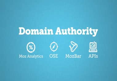 Domain Authority Stacking 100 Pr9-5 Up High Authority Backlinks