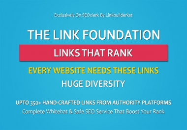 The Link Foundation - A Complete SEO Solution For Your Website Rankings