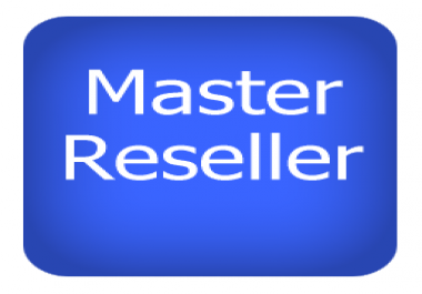 Unlimited Master Reseller Hosting, Unlimited Reseller + Cpanel Creation & Others Semi-Annualy
