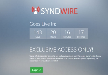 I will make manually 33 syndwire or onlywire channel