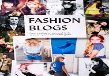 write and guest post on my fashion blog...