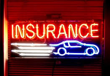 write and guest post on my insurance blog..