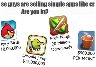 I will teach U How to Create iPhone,iPad Projects OR games OR Apps in 15 Days and Make Money