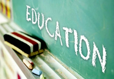 I will guest post on high quality education blog