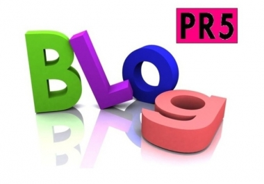 I will do guest post on PR5 blog