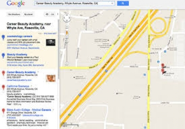 submit your site to 15 Map Listings Directories PR3 PR5 manual work full report..