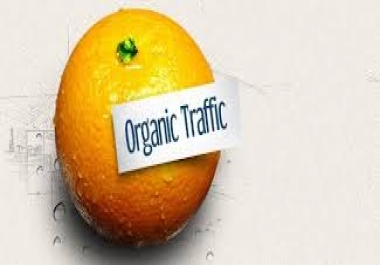make direct search organic traffic and visits from Google to your site..