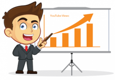 Provide 30000-40000 Youtube Views