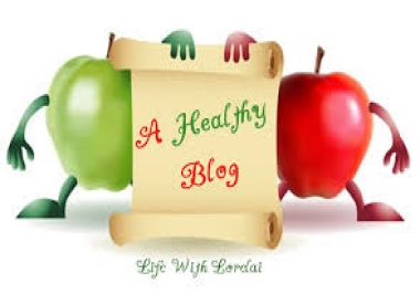 write and guest post at pr 3 health blog..