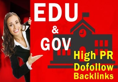 USA BASED .EDU-.GOV Backlinks Service
