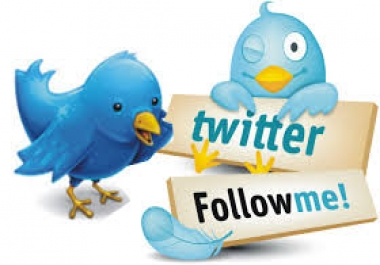 Fast 3000 Mix twitter followers or 2500 retweets/Favorites