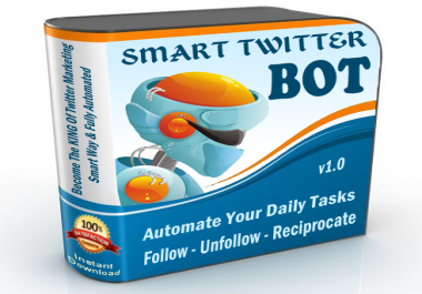 Smart Follow / Unfollow Bot