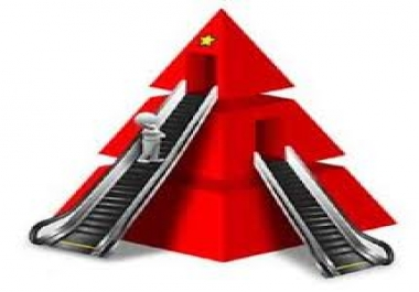 build 9 BackLink Pyramids with 9 Web20 Properties + 100 Instant Mixed Links to those WebLogs..