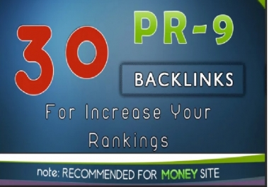 I Will Build Trusted And Authority Seo Backlinks
