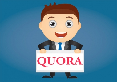 Guarantee 5 Quora Backlinks 300 Words Content for Each Answer