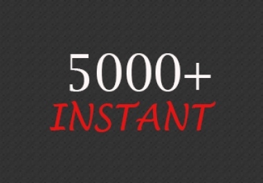 Start Instant 4000 Views Or Likes To Your Social Media Posts
