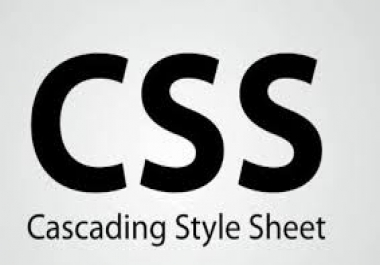 solve css and html issues...