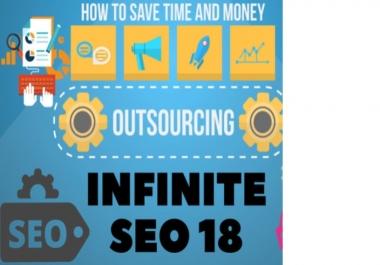 I Will Do 80 Unique Pr10 SEO Backlinks On Da 80 Sites