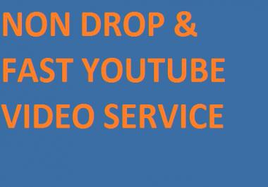 Super Fast 3000 to 4000 Bonus Quality Retention YouTube V,iew