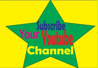 Real Non-Drop 500+ YouTube subscribers
