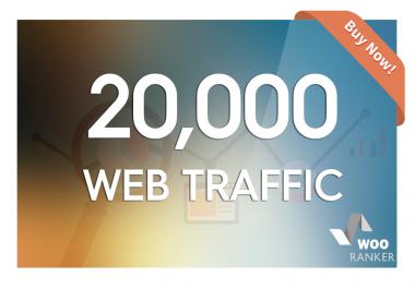 20,000+ Real Adsense Safe Website Traffic