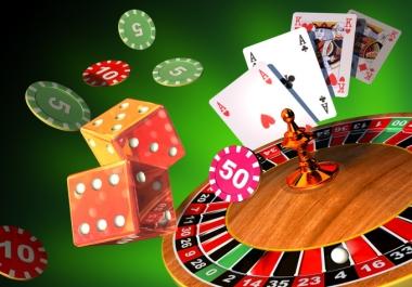 write and guest post at PR 4 casino poker gambling blog