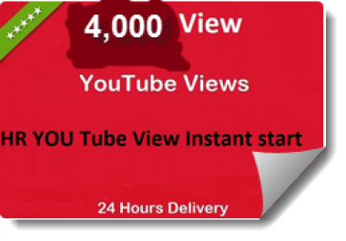 10000-11000 Youtube Life Time Guaranteed Views within 24 hours