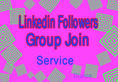 400 linkedin share or 400 followers only