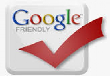 manually create top Google friendly backlinks from different seo platform...