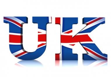 2500 UK Website Traffic Visitors - NEW service !!!
