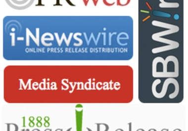 submit in 45+ Press Release sites including PAID sites like Sbwire, PRBuzz