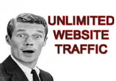 I will give Top Website Traffic Visitors