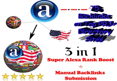 PRICE SLASH - SUPER 3 in 1 ALEXA Boost Service