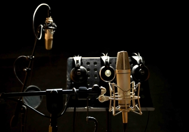 Do broadcast quality Mandarin Chinese voiceover