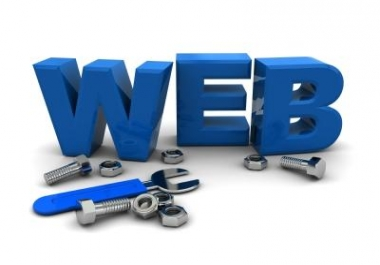 will design and make complete website in php