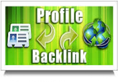 90 Profile Backlinks on 30 high pr forums 30x3...