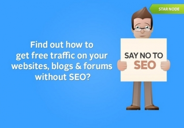 I will Show 17 Tricks To Get Instant Traffic Without SEO