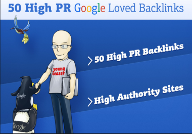 will manually Create 50+ High Authority SEO Backlinks