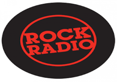 playlist 2 of your songs on Jamsphere Rock Radio and Post to 200k Twitter Fans..