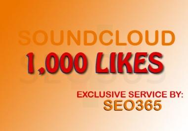 400 SOUNDCLOUD LIKES ON ANY TRACKS